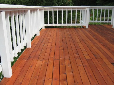 Deck Painting And Refinishing Hilton Head