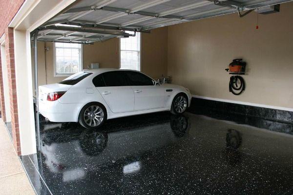 garage floor painter bluffton sc
